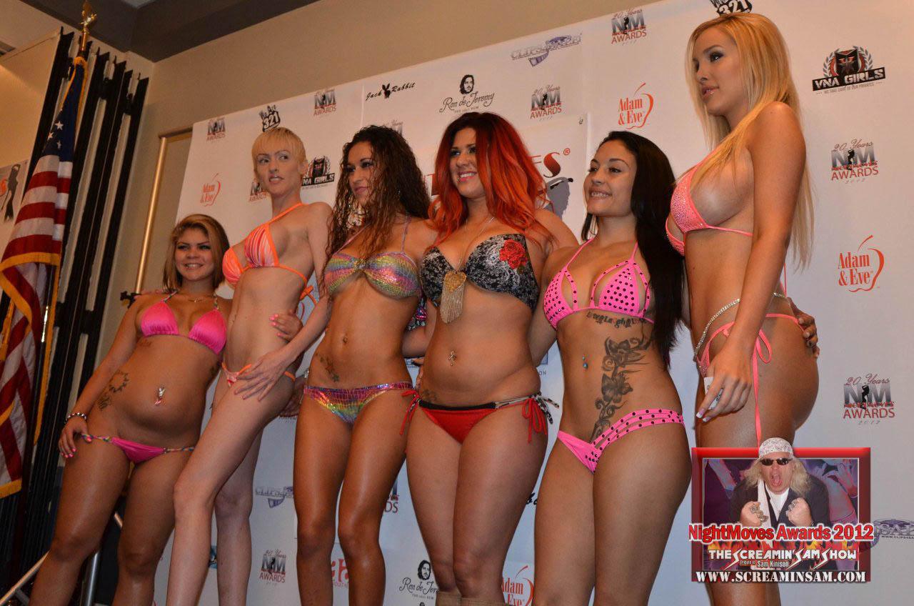 slide show Bikini contest