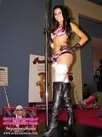 eXXXotica Hottie pole dancing