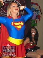 SuperGirl to the rescue