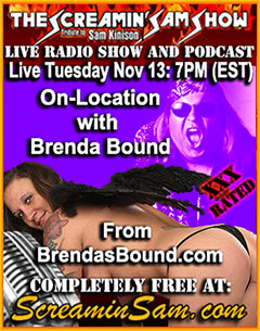 Brenda Bound Live 11-13-12 - Click for more details.