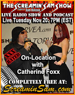 Catherine Foxx Live 11-20-12 - Click for more details.