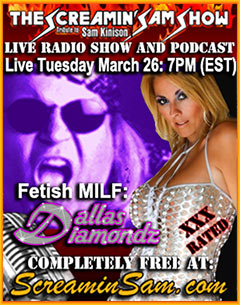 Listen to Dallas Diamondz Fetish MILF