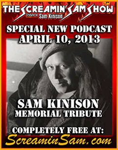 Sam Kinison 2013 Memorial Tribute